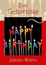 Werth, Jürgen Zum Geburtstag