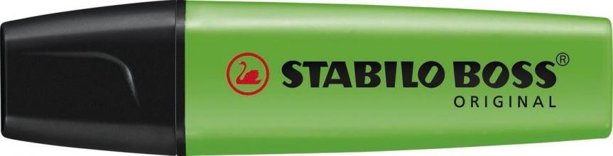 , Markeerstift STABILO Boss Original 70/33 groen