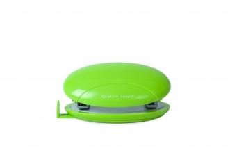 , Perforator quatro colori groen