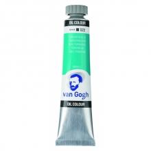 , Talens van gogh olieverf tube 20 ml turkooisblauw 522