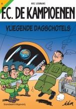 Hec  Leemans F.C. De Kampioenen Vliegende dagschotels