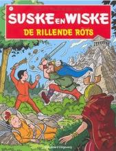 Willy  Vandersteen Suske en Wiske 307 De rillende rots