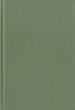, Blanco boek A4 Pistache