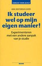 Joke Oosterhuis-Geers , Ik studeer wel op mijn eigen manier!