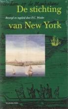 F.C. Wieder , De stichting van New York
