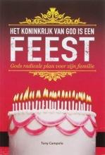 T.  Campolo Het Koninkrijk van God is een feest