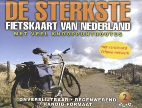 John  Eberhardt , De sterkste fietskaart van Nederland 2 zuid