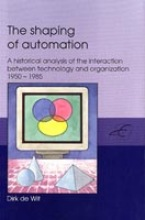 D. de Wit , the shaping of automation
