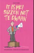 Dick  Eisma It is mei sizzen net te dwaan