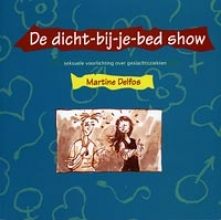 Martine  Delfos De dicht-bij-je-bed-show
