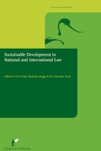, Sustainable development in national and international law