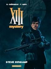 Guerineau,,Richard/ Nury,,Fabien Xiii Mystery Hc05