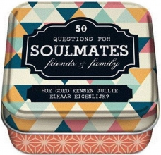 , Happy Living - 50 questions for soulmates, friends and family
