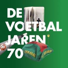 Roeland  Gelink De voetbaljaren 70