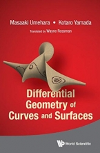 Japan) Rossman Masaaki (Tokyo Inst Of Tech  Japan) Umehara    Kotaro (Tokyo Inst Of Tech  Japan) Yamada    Wayne (Kobe Univ, Differential Geometry Of Curves And Surfaces