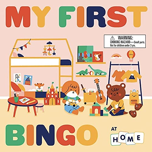 ,My First Bingo: At Home