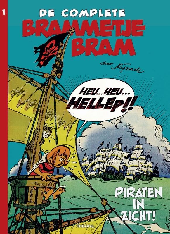 Eddy,Ryssack/ Buissink,,Frans,Brammetje Bram, de Complete Hc01