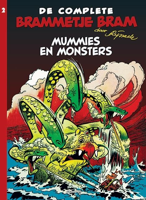 Eddy,Ryssack/ Buissink,,Frans,Brammetje Bram, de Complete Hc02