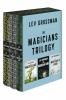 Grossman, Lev, The Magician`s Trilogy