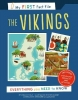 Steele Philip, My First Fact File the Vikings