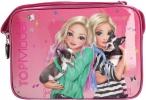 <b>0010766 a</b>,Topmodel schoudertas friends roze