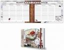 ,<b>Bureauagenda 2017 Boerenbont 12.5x20.5</b>