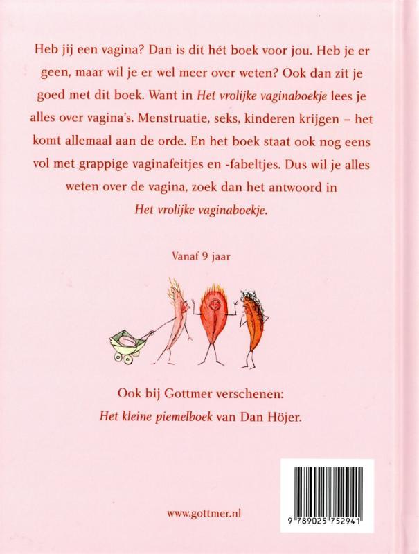 Dan Hojer,Het vrolijke vagina-boekje