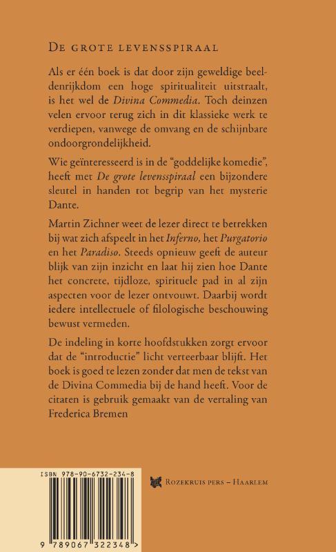 Martin Zichner,De grote levensspiraal