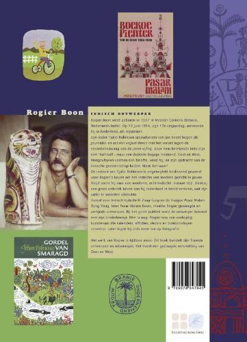 S. Boon,Rogier Boon, Indisch ontwerper