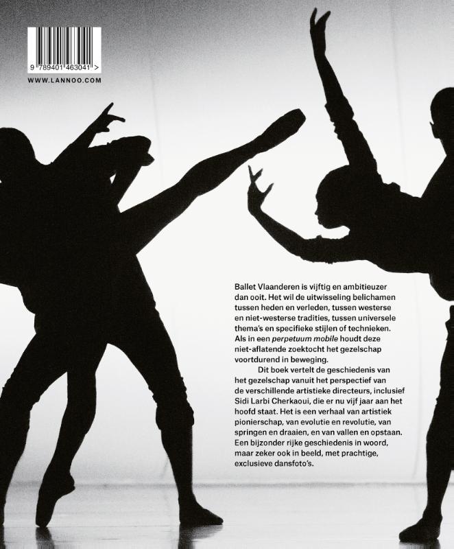Koen Bollen, Staf Vos,50 jaar Ballet Vlaanderen