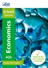Letts A-Level AQA A-level Economics Practice Test Papers