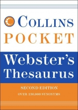 Harpercollins Publishers Collins Pocket Webster`s Thesaurus, 2nd Edition
