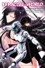 Kawahara, Reki Accel World The Manga 5