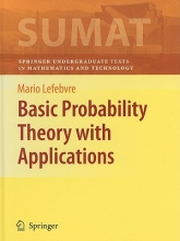 Mario Lefebvre Basic Probability Theory with Applications
