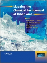 Johnson, Christopher C. Mapping the Chemical Environment of Urban Areas