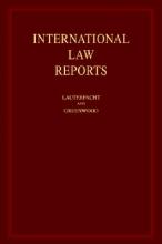 International Law Reports V114
