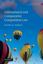 Dabbah, Maher M Antitrust and Competition Law