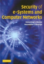 Obaidat, Mohammed S. Security of e-Systems and Computer Networks