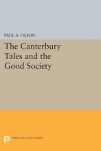 Olson, Paul A. The Canterbury Tales and the Good Society