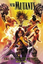 Wells, Zeb New Mutants 3