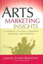 Joanne Scheff Bernstein Arts Marketing Insights