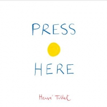 Tullet, Herve Press Here