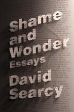 Searcy, David Shame and Wonder