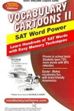 Burchers, Sam Vocabulary Cartoons II, SAT Word Power