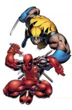 Tobin, Paul,   Van Lente, Fred Marvel Universe Deadpool & Wolverine
