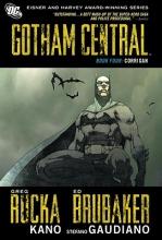Rucka, Greg,   Brubaker, Ed Gotham Central 4