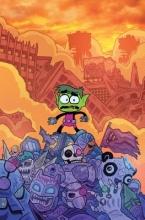 Morrissey, Paul,   Nuhfer, Heather Teen Titans Go! 4