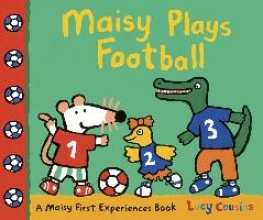 Cousins, Lucy Maisy Plays Football