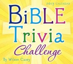 Bible Trivia Challenge 2017 Calendar