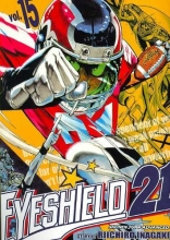 Inagaki, Riichiro Eyeshield 21, Volume 15